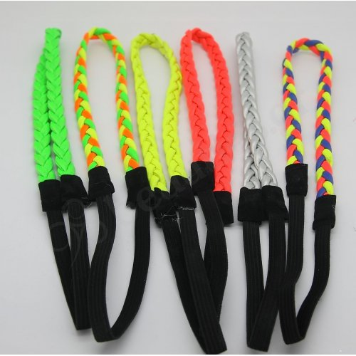 BRAID HAIRBAND DIFFERENT SHADES