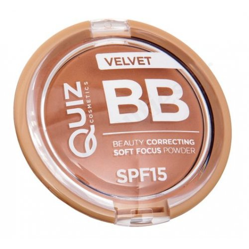 BB QUIZ POWDER SPF 15
