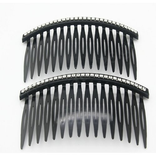 SIDE COMB WITH STRASS