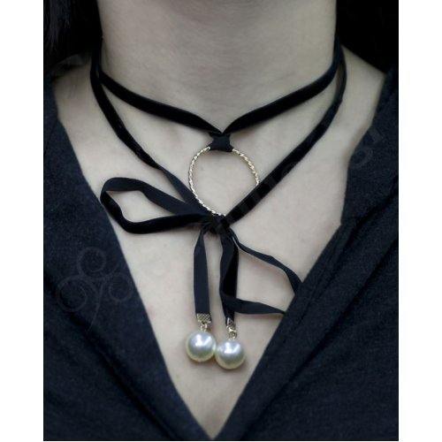 CHOKER NECKLACE A
