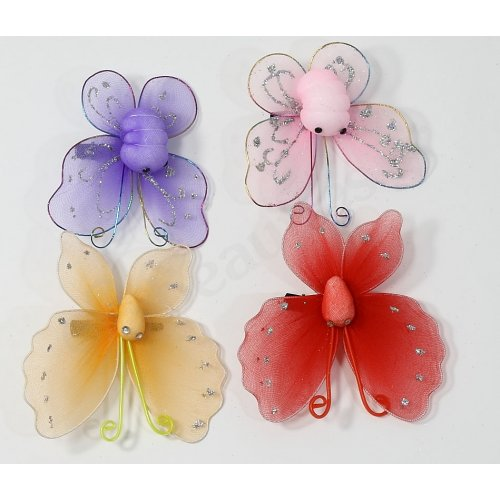 BUTTERFLY CLIP BOBBY PIN