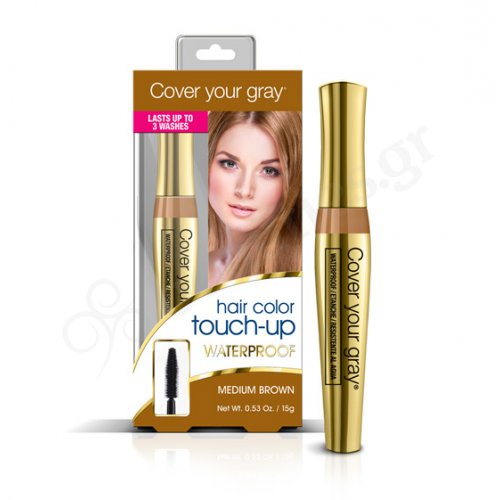 COVER YOUR GREY BRUSH WATERPROOF 15gr