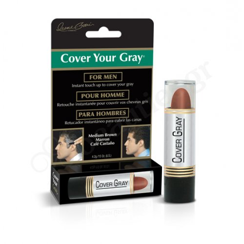 COVER YOUR GREY STICK ΓΙΑ ΑΝΤΡΕΣ 4,2gr