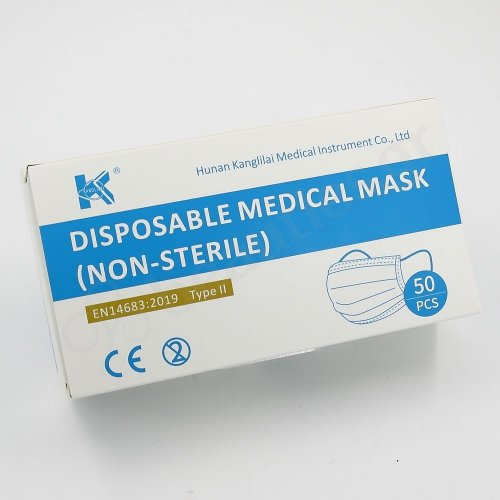 SINGLE USE MEDICAL PROTECTIVE MASK