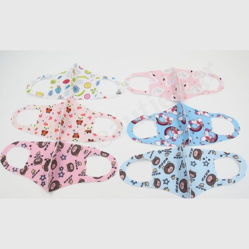 DESIGNED CLOTH PROTECTIVE MASK FOR KIDS