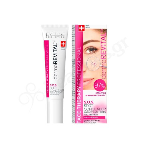 ACE THERAPY DERMOREVITAL S.O.S. SPOT CONCEALER EVELINE
