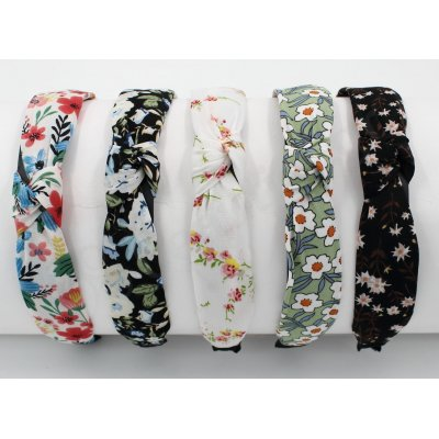 FLORAL KNOT ALICEBAND