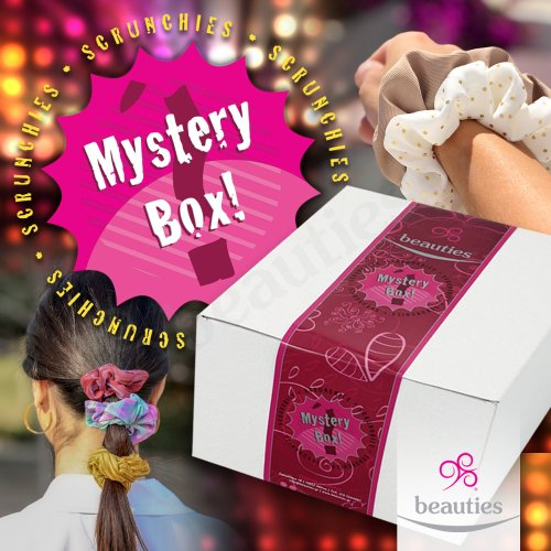 MYSTERY BOX PRICE : 19.90 EURO ( +1 EURO  CASH ON DELIVERY )