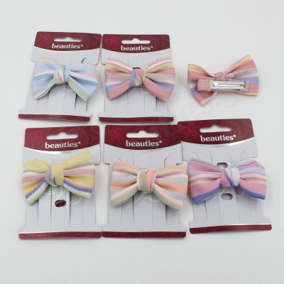 BOBBY PIN WITH BOW